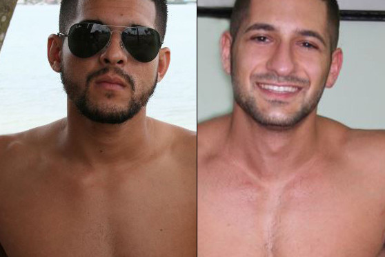 Eddie Cambio and Calvin King are both cum worthy