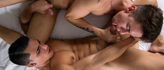 Cockyboys-Topher-Dimaggio-Angel-Cruz-european-closeup-oral-male-feet-safe-gay-sex-feat