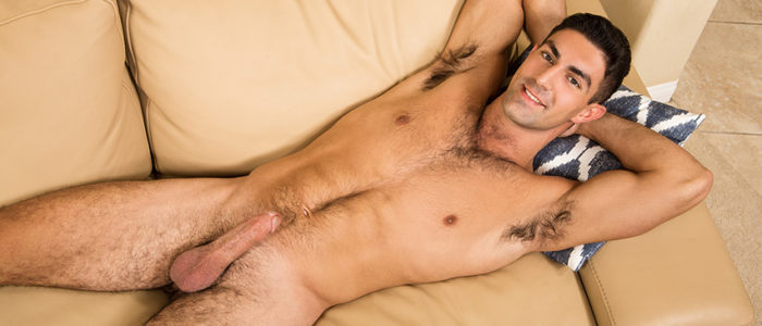 Sean Cody Sebastien Hairy Daddy Hunk Solo Gay Scene Masturbation closeup feet soles toes hairy ass chest feat