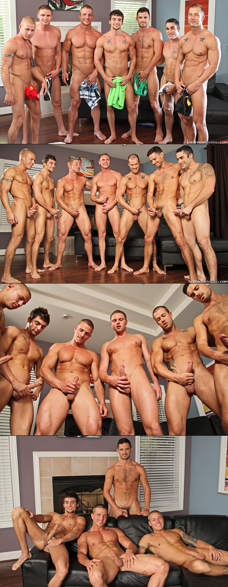 NextDoorStudios Suds & Studs Marcus Mojo Johnny Torque Rod Daily Donny Wright Brody Wilder Gay Condom Orgy Male Feet Big Cocks Tattoos 2